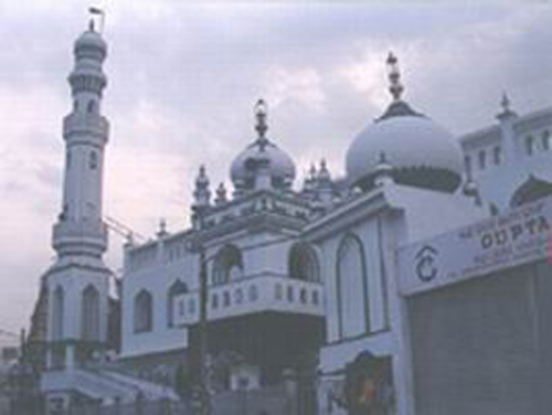 Bangalore Churches And Mosques